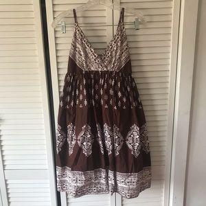 Boho Style Advance Apparel Dress